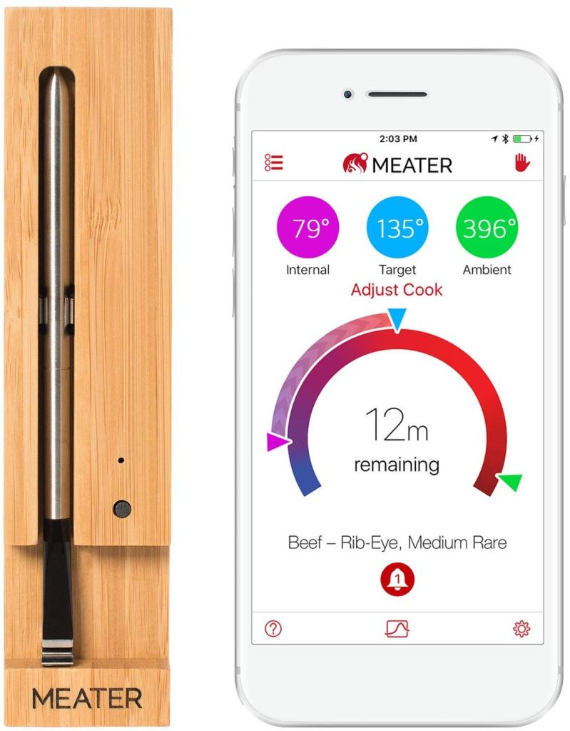 MEATER True Wireless Smart Meat Thermometer