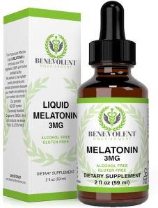 best melatonin benevolent liquid