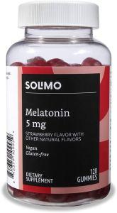 best melatonin solimo