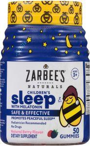 best melatonin zarbee's