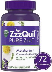 best melatonin zzzquil