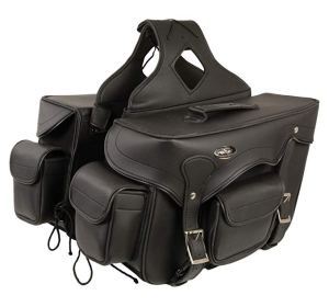 milwaukee leather saddlebag