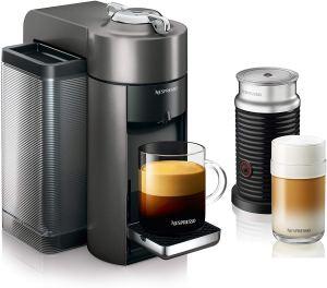 best nespresso machine coffee bundle