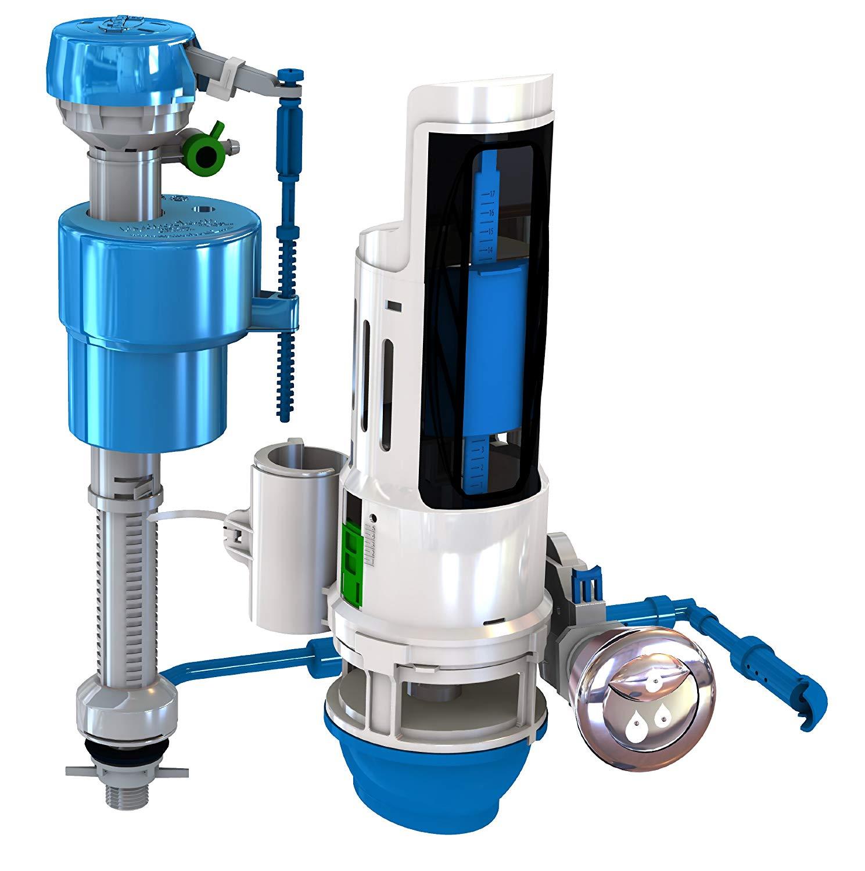 NEXT BY DANCO HyrdroRight Universal Water-Saving Toilet Repair Kit