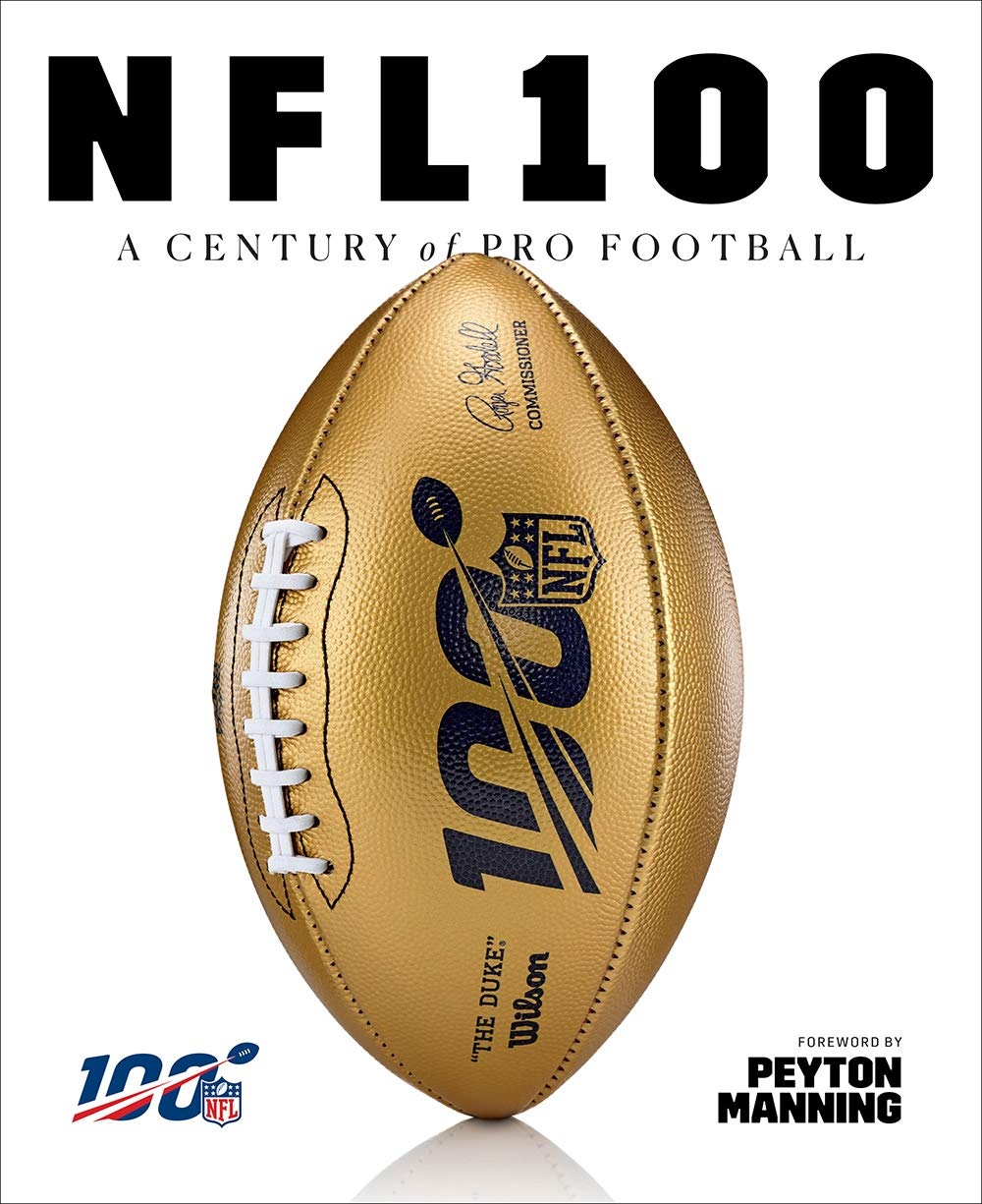 NFL 100: A Century of Pro Football - Best Valentine's Day Gifts for Him