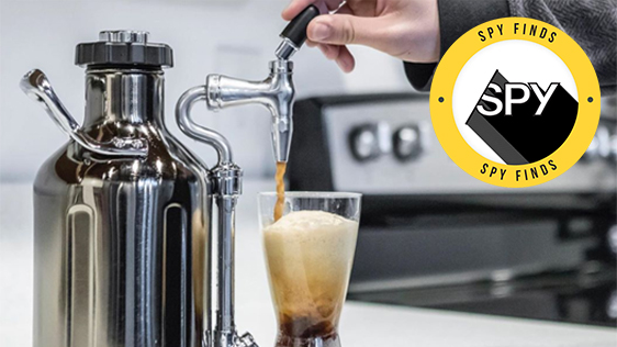 at-home nitro cold brew maker