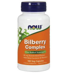 NOW Bilberry Supplement