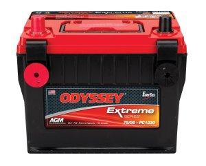 Odyssey 75 Automotive and LTV Battery