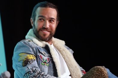 pete wentz interview kapital clothing denim jacket