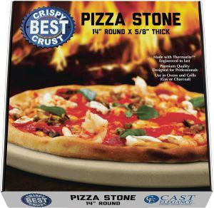 best pizza stone cast elegance
