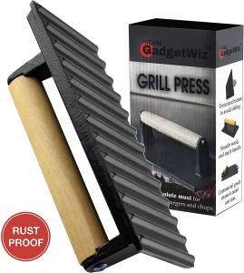 best grill press bacon