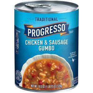 progreso canned soup