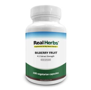 Real Herbs Bilberry Extract