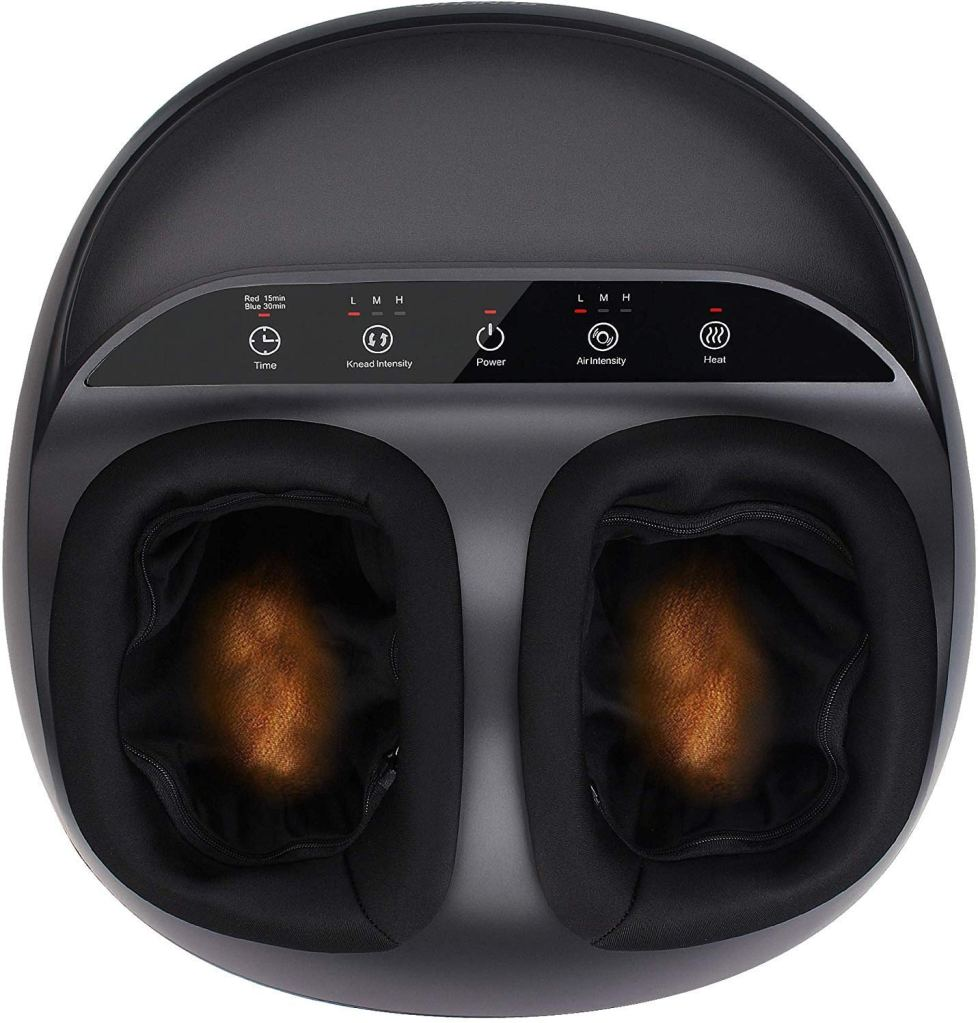 renpho shiatsu foot massager, best gifts for her