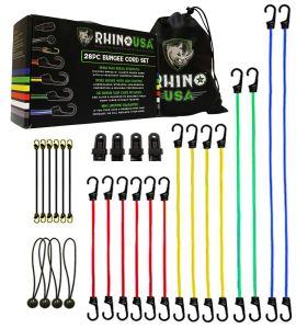 rhino usa bungee cords