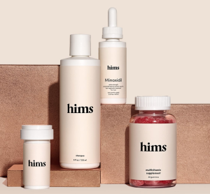hair thinning products for men by hims, best subscription service for men