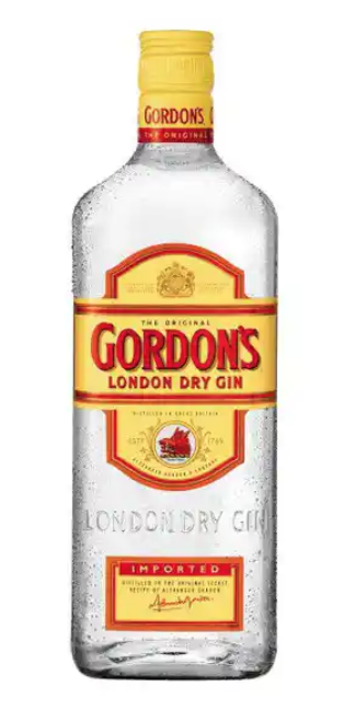 Gordon's Gin Yellow Label