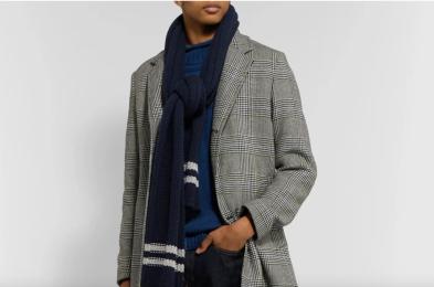 best men's scarves for fall 2020