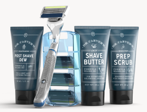 shaving subscription dollar shave club