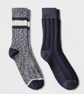 Target Thick Socks Essentials