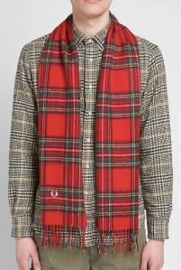 Fred Perry Men's Scarves