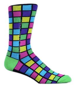 Foot Traffic Groomsman Sock