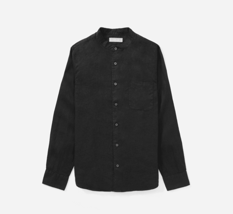 EVERLANE Collarless Shirts