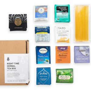 best sleep tea box