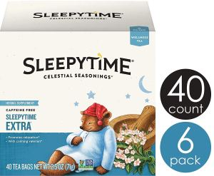 best sleep tea sleepytime
