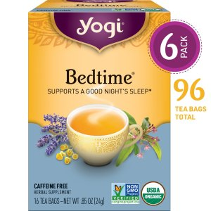 best sleep tea yogi