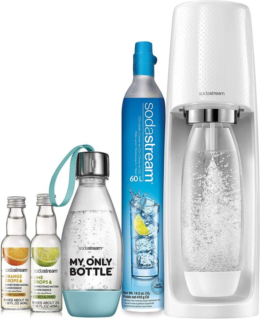 SodaStream Fizzi Sparkling Water Machine Bundle