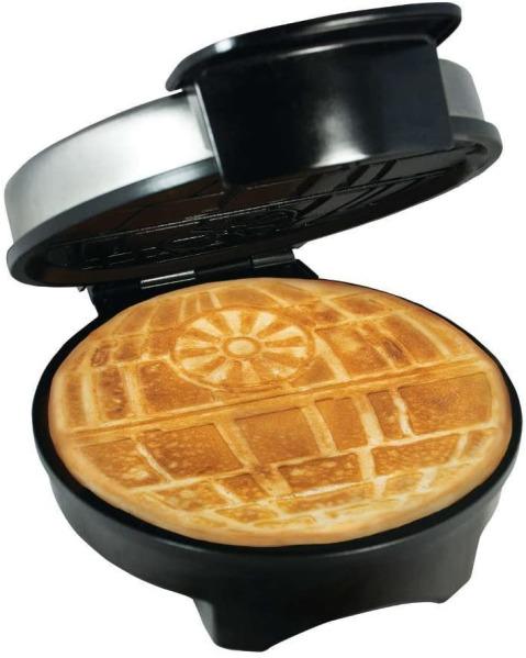 best hostess gifts, death star waffle maker