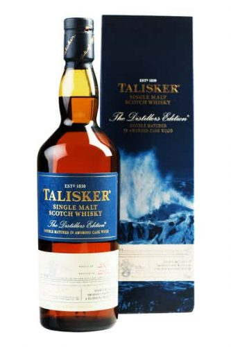 Talisker Distillers Edition Scotch Whisky