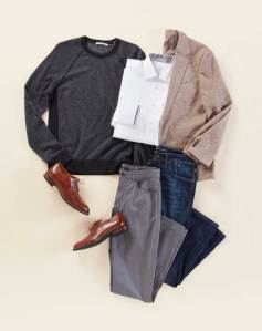 clothing subscription men's trunk club