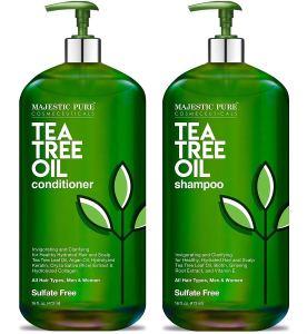 best tea tree oil shampoo majesticpure