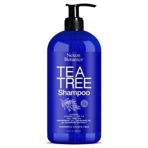 best tea tree oil shampoo nexon botanicals