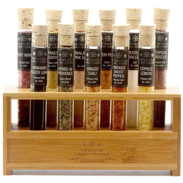best hostess gifts, Gourmet Salt Sampler Collection