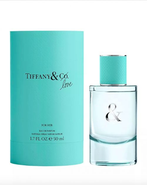 best gifts for wife - perfume from tiffany