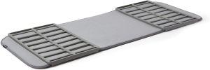 Umbra gray ShoeDry Multipurpose Drying Mat