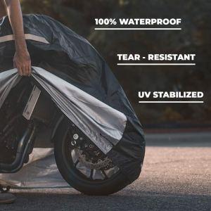 Velmia Motorcycle Cover