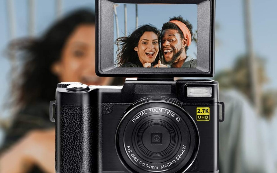 vlogging camera featured image