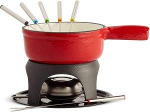 best fondue pots vonshef swiss