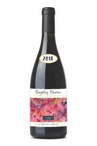 best Thanksgiving wine pairing beaujolais nouveau