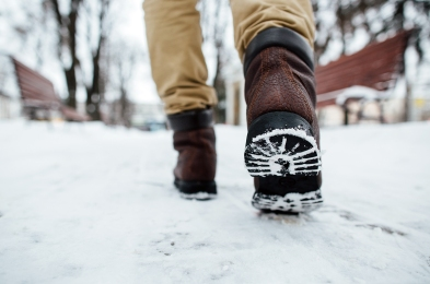 winterize your shoes