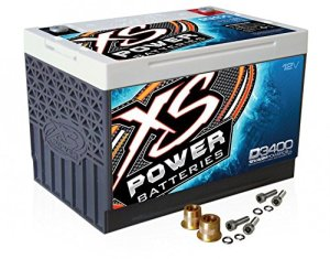 XS Power Car Audio Battery