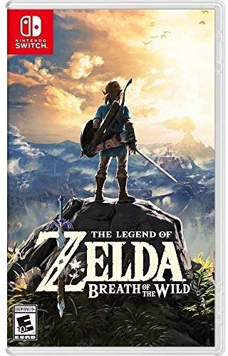 legend of zelda video game best cyber monday deals