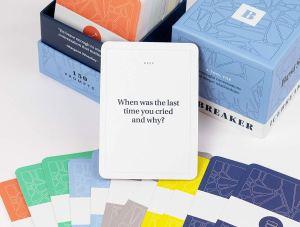 Conversation Deck adult card game