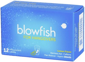 Blowfish For Hangovers, Best Hangover Cures