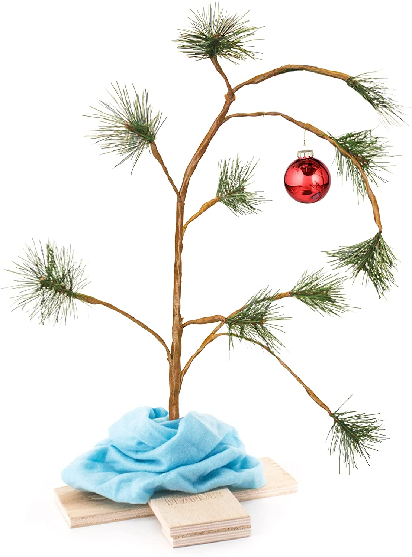 Product Works Charlie Brown Musical Christmas Tree