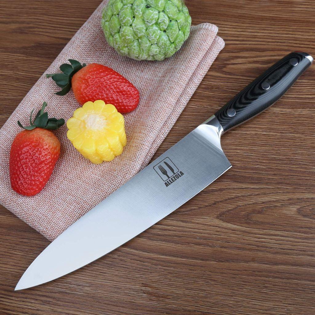chef santoku knife amazon